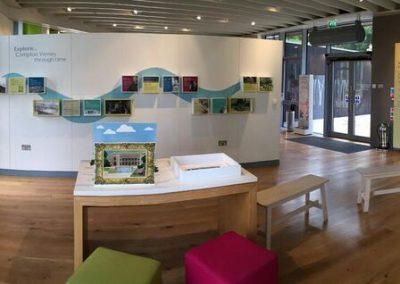 Compton Verney Visitor Centre
